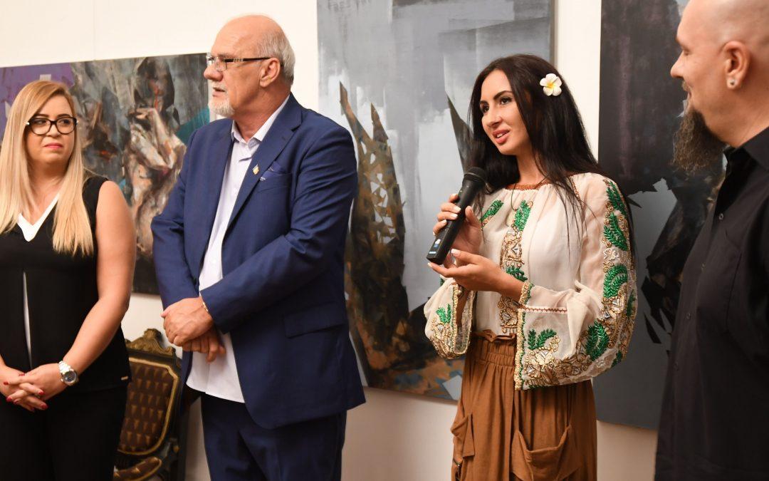 Salba Mariei, la Galeria Alexandra's, pe 6 septembrie