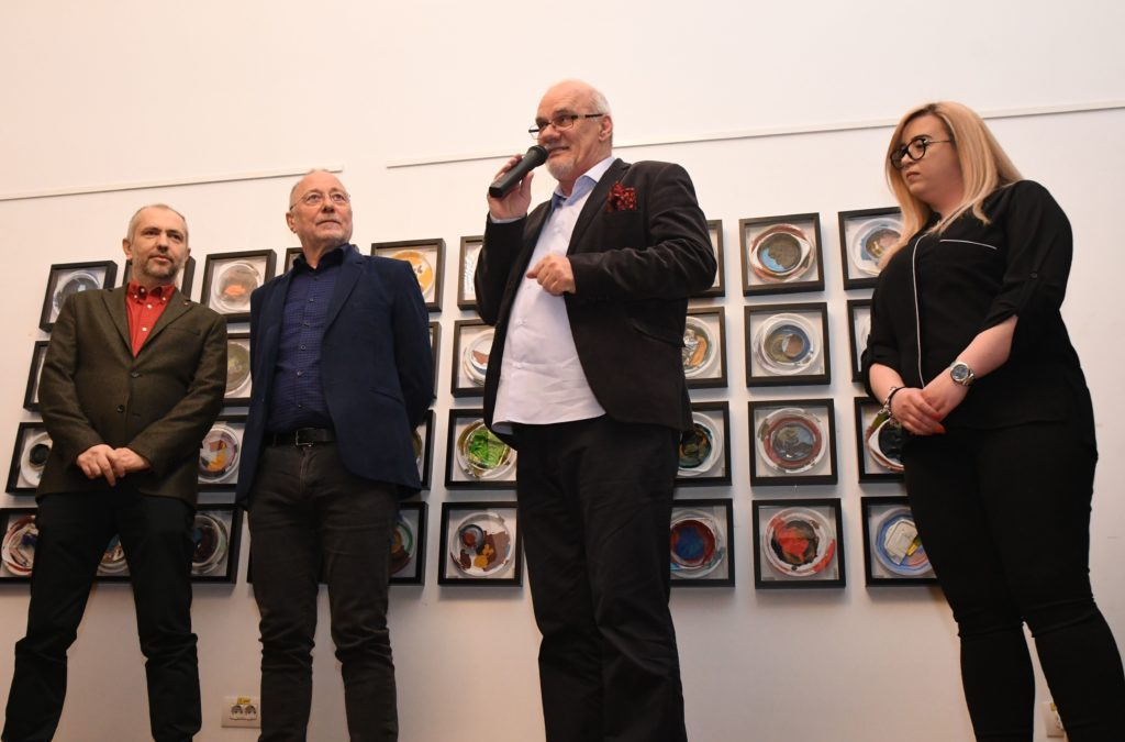 PALECOTAJ, de Marcel Bunea – Gala ROCAT 20 martie, la Galeria Alexandra's