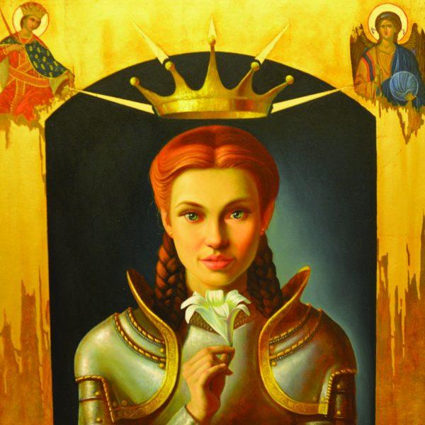 """Jeanne D'Arc"", de Dimitri Murahovschi"