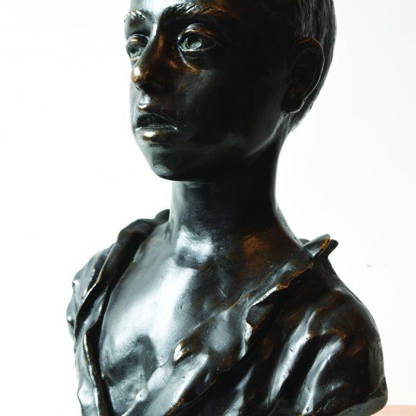"""Cap de Copil"" de Dumitru Mataoanu"
