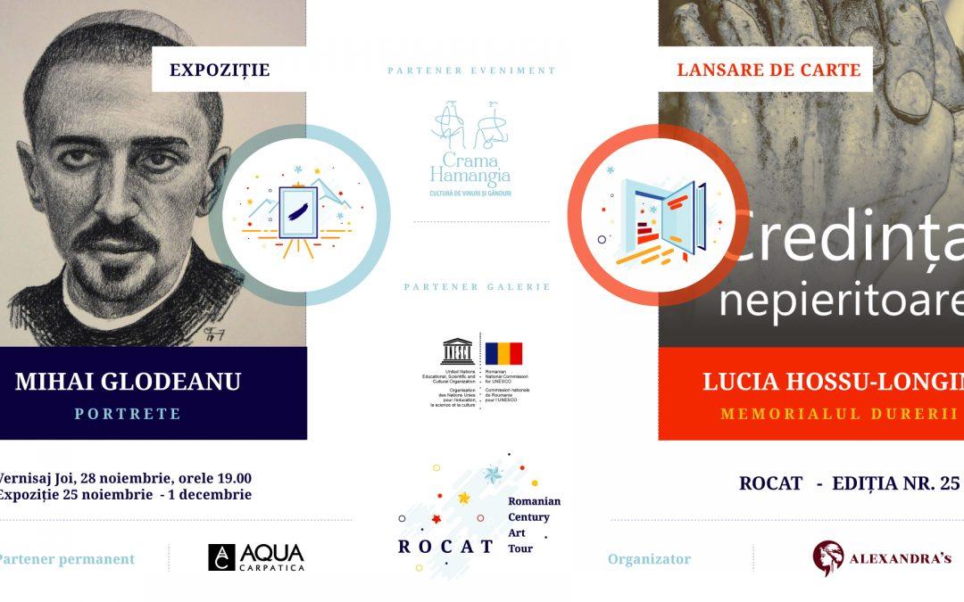ROCAT 25 – Mihai Glodeanu vs Lucia Hossu Longin