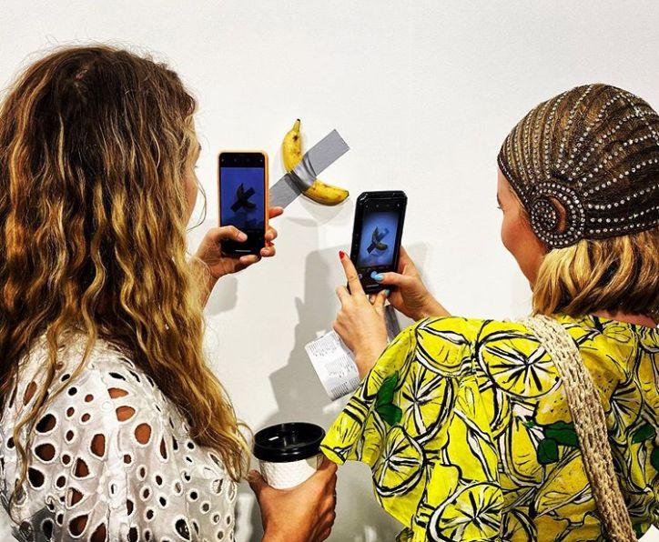 Secretul din spatele bananei vândute cu 120.000 de dolari ca operă de artă