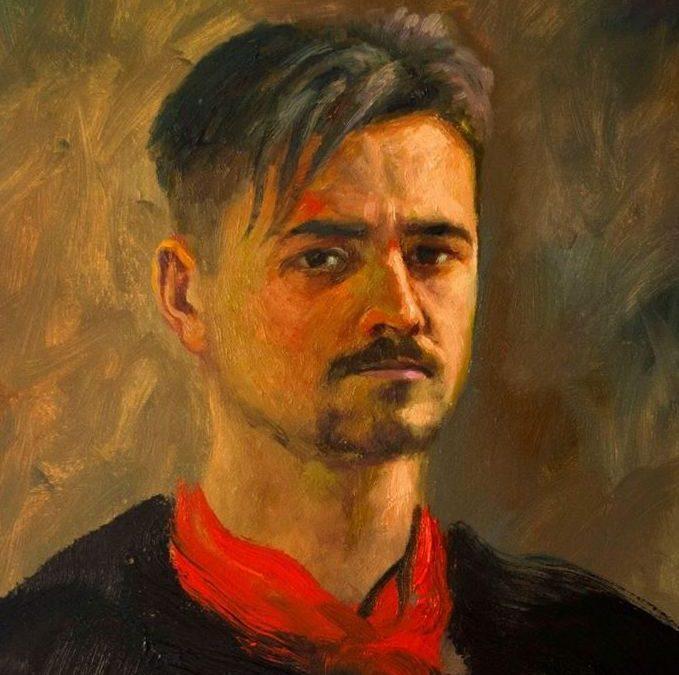 """""""Credința nepieritoare"""", EXPOZITIA pictorului Dumitru-Mihai Glodeanu, la Galeria Alexandra's"""