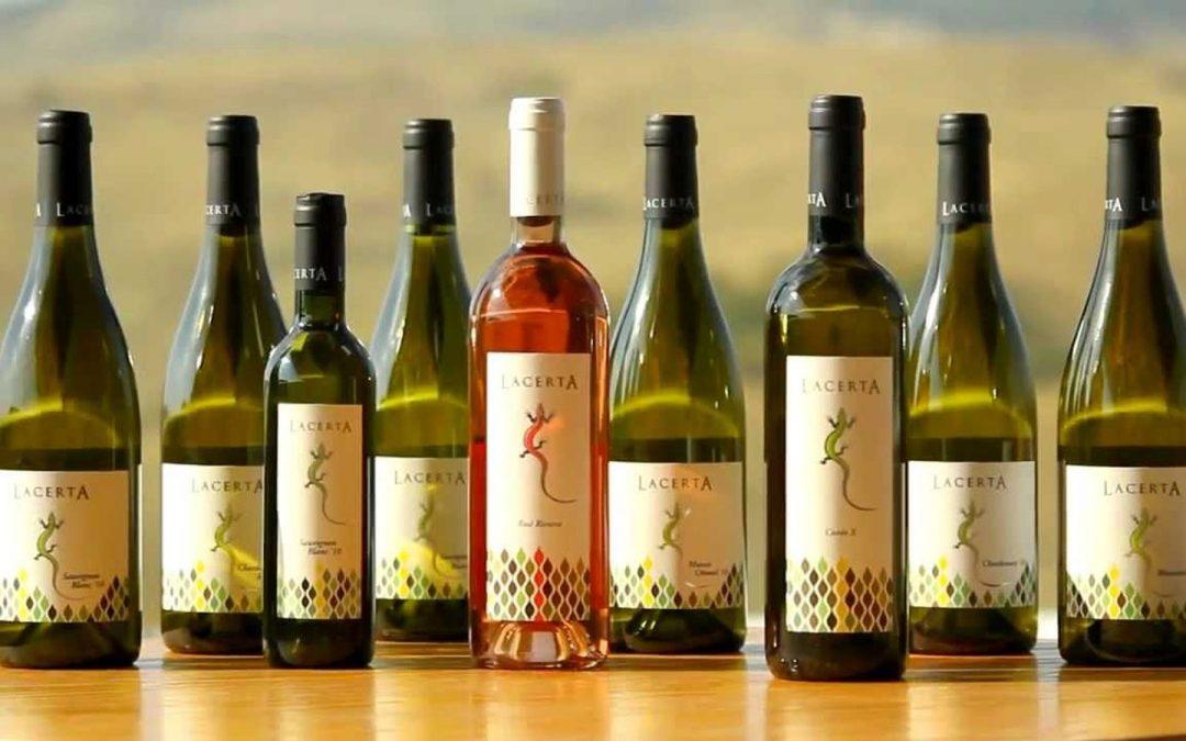 Partenerii nostri: Lacerta Winery