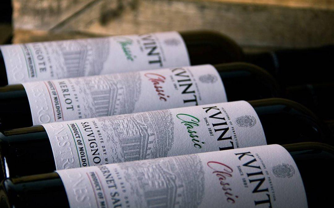 Partenerii nostri –  KVINT, vinuri de poveste din Tiraspol