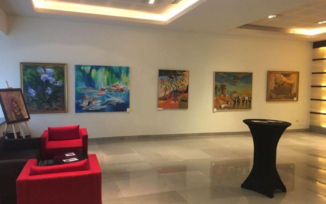 Arta de Cinci Stele la Radisson Blu Hotel Bucuresti