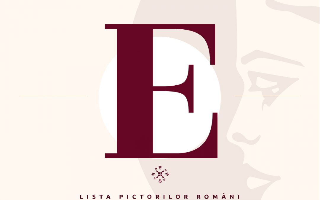 Lista pictorilor români – semnături pictori – litera E
