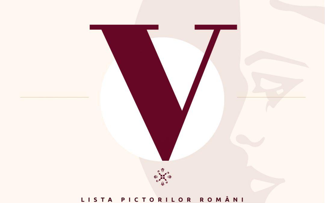 Lista pictorilor români – semnături pictori – litera V