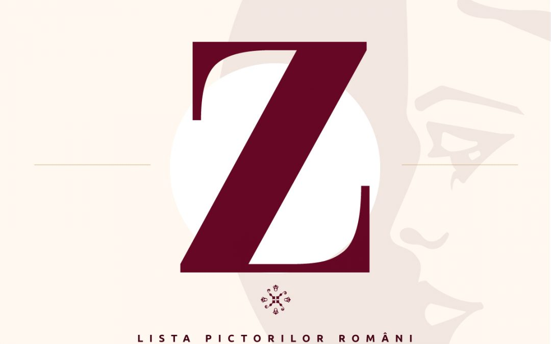 Lista pictorilor români – semnături pictori – litera Z