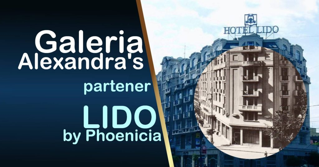 va recomandam Lido by Phoenicia, hotelul cu tablouri autentice pe pereti
