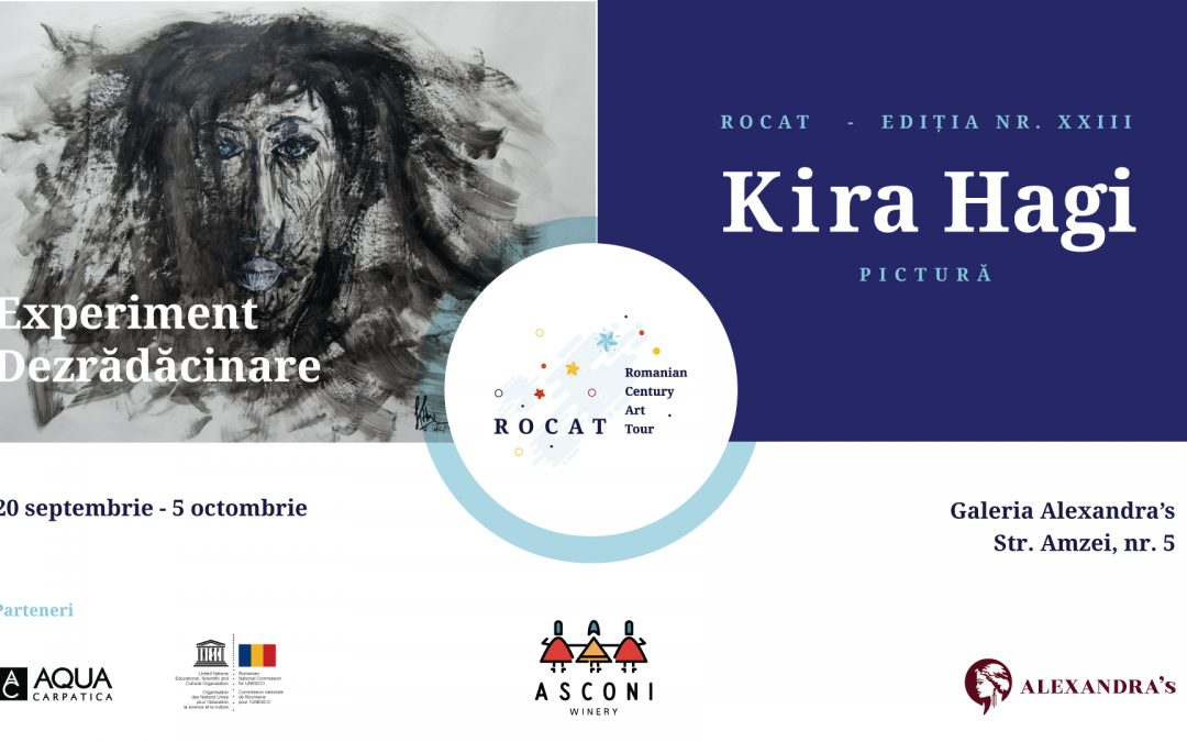Kira Hagi la Galeria Alexandra's