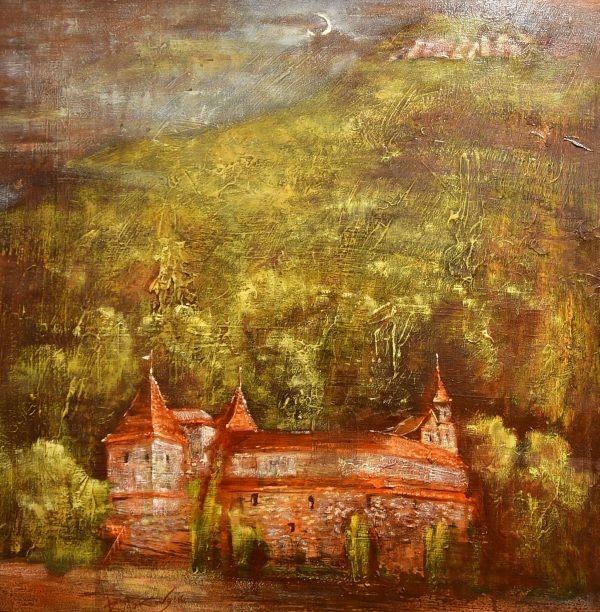 """Bastionul Tesatorilor"", de Kata Rudakova"
