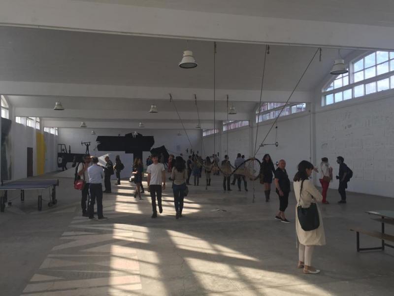 Lista pictorilor selectați pentru Arad Biennial 2019