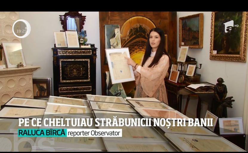 Galeria Alexandra's la Observator – Antena 1
