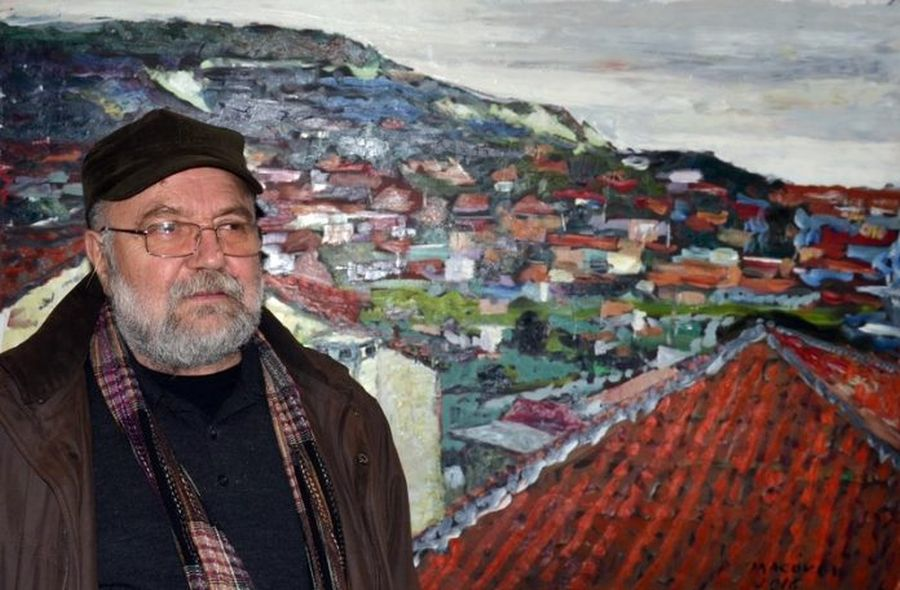 Profil de artist – Dumitru Macovei