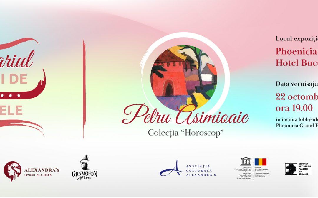 Artă de Cinci Stele cu Petru Asimionese la Phoenicia Grand Hotel